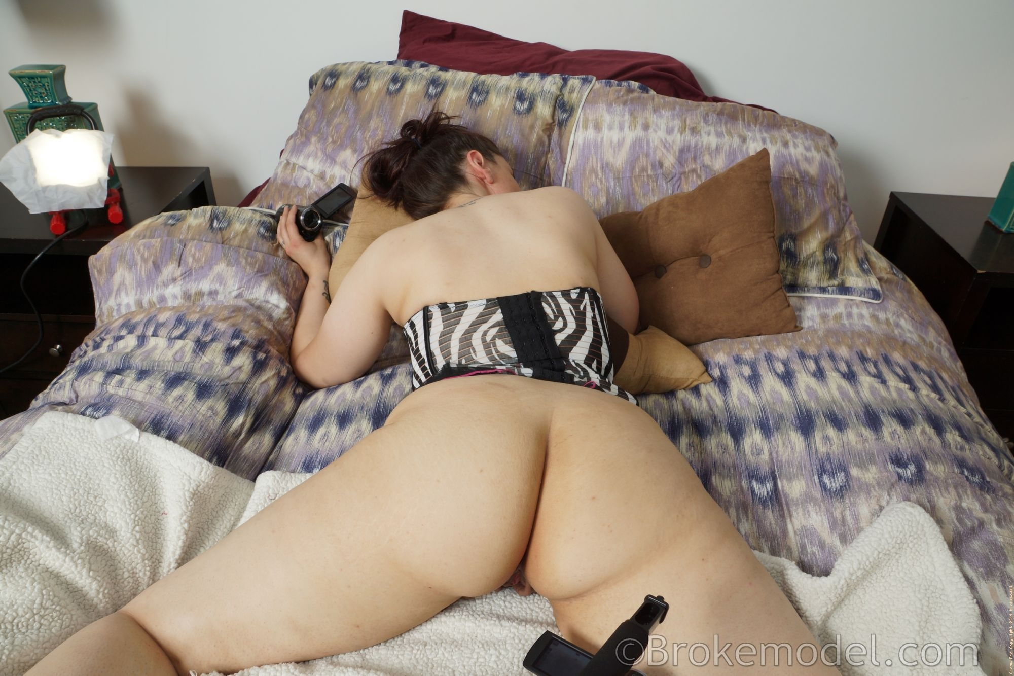 Asian clip nude